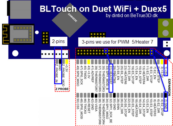 Remarkable Duet Wifi Wiring Diagram Basic Electronics Wiring Diagram Wiring 101 Cranwise Assnl